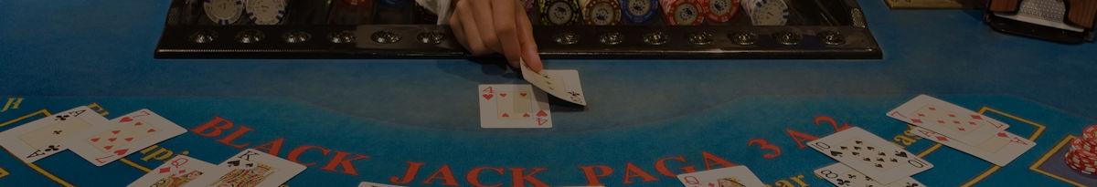 Blackjack internetiniame kazino REALIUOJU LAIKU